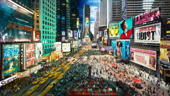 一張照片,描繪城市晨昏變化之美 | DIGIPHOTO-用鏡頭享受生命