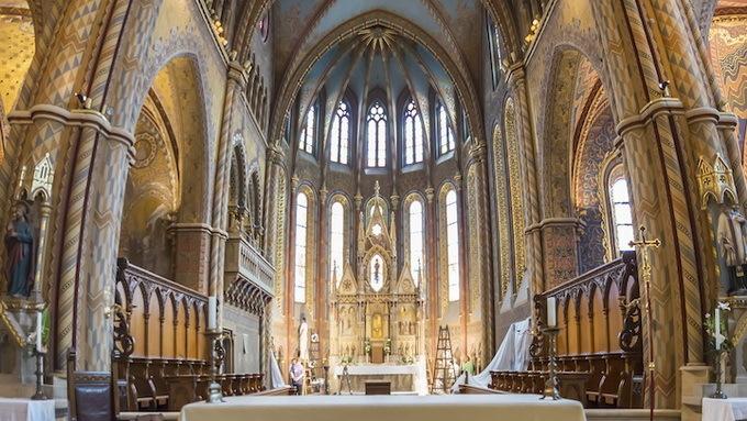 垂直全景下的各國教堂,小心看到頭暈目眩 | DIGIPHOTO-用鏡頭享受生命