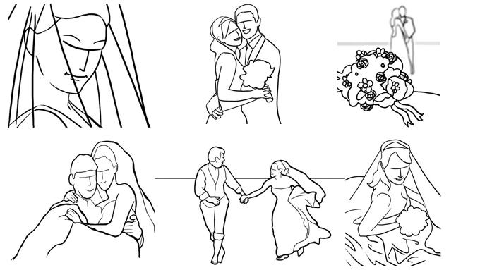 婚紗 人像 攝影 入門:21個 婚攝 經典 POSE 參考方案   DIGIPHOTO-用鏡頭享受生命
