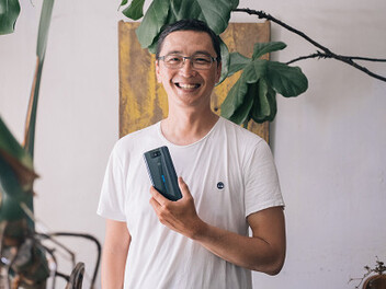 利用翻轉鏡頭拍出屬於自己的獨特視野!差差李翔暢談ASUS ZenFone 6使用心得