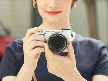 Sony全新APS-C片幅相機α6100高效捕捉精彩瞬間!即日開始預購