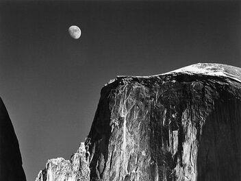 向Ansel Adams學習拍攝風景照片