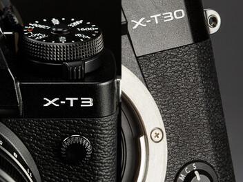 FUJIFILM X-T3和X-T30我該怎麼選?