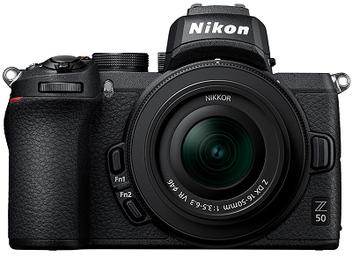鼓舞人心的無反新美學,Nikon Z 50無反相機正式上市