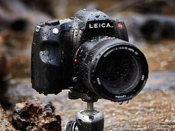 徠卡相機中片幅S系統最新機型S3正式發售