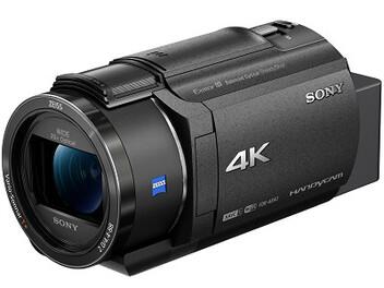 Sony 4K Handycam數位攝影機FDR-AX43輕巧上市