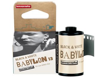 Lomography 低感光度黑白底片第二彈!Babylon Kino B&W ISO 13 底片帶來極細緻的優雅灰階影像!