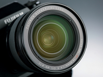 富士發布多款XF鏡頭的最新韌體更新