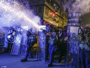 2020普立茲「現場新聞攝影獎」揭曉:路透社記錄香港居民反對送中的艱難過程