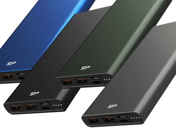 SP廣穎電通行動電源QP60,四核心技術、 全方位守護