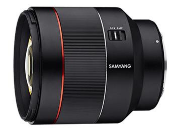 輕便人像鏡,SAMYANG正式推出AF 85mm F1.4 RF接環鏡頭