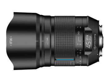 IRIX Dragonfly 45mm F1.4 全幅大光圈鏡頭發售,售價約NT$ 38,000