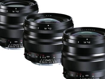 福倫達發表三顆Sony E卡口新鏡頭:NOKTON 35mm、40mm、50mm F1.2 ASPH SE,5月起將順序發售
