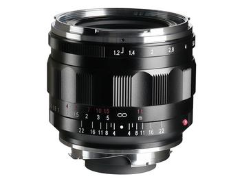 Voigtlander NOKTON 35mm F1.2 Aspherical III for VM-mount 發售,建議售價NT$ 35,000