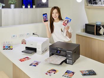 Epson數位列印展示中心盛大開幕 Heat-Free免加熱噴墨技術引領世界未來式