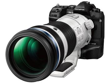 OLYMPUS發布最新M.ZUIKO DIGITAL鏡頭發展藍圖!ED 150-400mm F4.5 PRO冬季即將登場