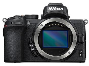 【乳摸】Nikon將於7/21發表入門級全片幅無反Z5?重點是支援雙SD卡呀!