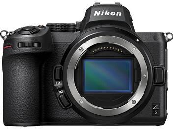 Nikon發布Z5、Z 24-50mm F4-6.3、Z 70-200mm F2.8 VR S等新機和多款新鏡!