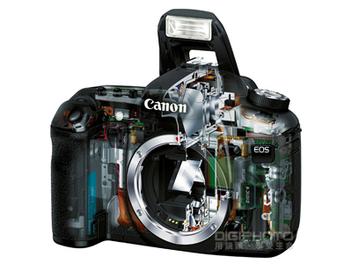 解剖數位單眼相機 認識內部結構篇(上)