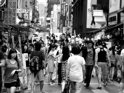 街頭攝影師基本功,如何在街頭隱形?