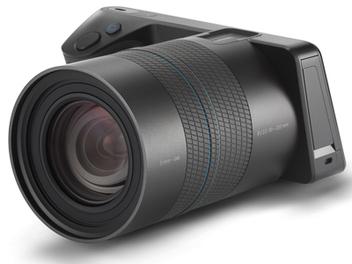 光場機皇 LYTRO ILLUM 登場,近未來的 大光圈 類單眼 數位相機
