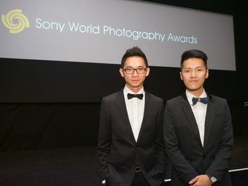 2014 Sony 世界攝影大賽倫敦參訪,台灣區國家首獎劉仁凱、專業賽概念抽象亞軍李浩訪談