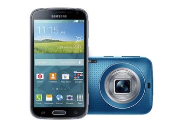 專業相機功能智慧型手機 GALAXY K zoom, 一次享有業界最佳相機功能與GALAXY行動體驗