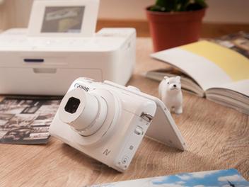 Canon全新PowerShot N100雙鏡頭故事相機上市