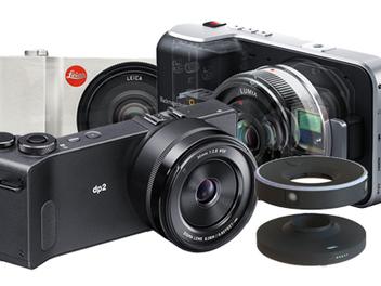 顛覆以往 相機 印象, 5款 你不可不知的 新 概念 相機