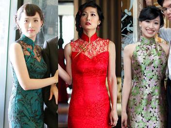 婚紗 攝影 資源:5家 台灣 旗袍 工作室 徹底大搜查