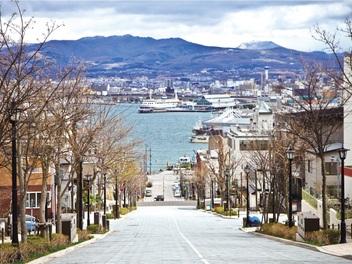 漫步 北海道 : 發現浪漫,一點都不急