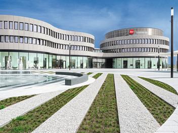 INAUGURATION OF NEW LEICA HEADQUARTERS 徠卡德國總部全新落成,榮耀返回發跡之地