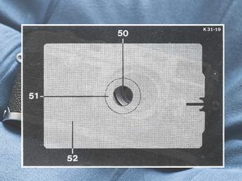漫談 老相機 :關於 對焦屏