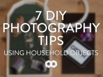 活用 生活 中的小 道具 ,7招 讓你的 攝影 作品更搶眼