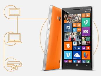 Nokia Lumia 930 搭Windows Phone 8.1登台 7/16開賣18,900元