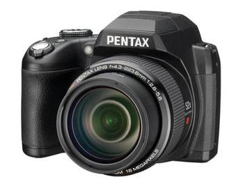 Pentax 發表新款 高倍 變焦 類單眼 相機 XG-1 , 旅遊 機種新選項