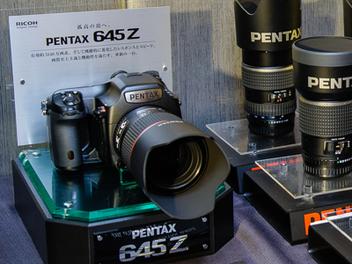 中片幅 王者 Pentax 645Z 強勢登台,體驗專業級的超高解像力