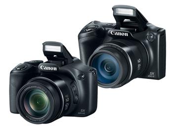 Canon PowerShot SX520 HS / SX400 IS 新登場,平價 高倍變焦 旅遊機 新選擇