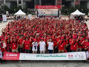 Canon第六屆攝影馬拉松 線上報名開跑,8月6日起開放線上報名