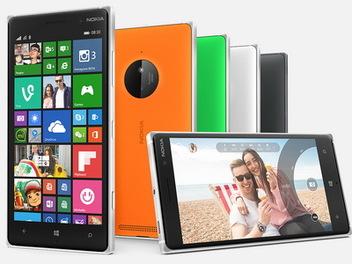 Nokia Lumia 830親民出擊,推出千萬畫素PureView相機