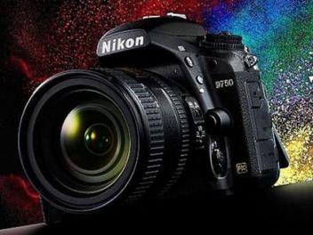 Nikon D750 發表: Nikon 第一台搭載翻轉螢幕 135全片幅 單眼