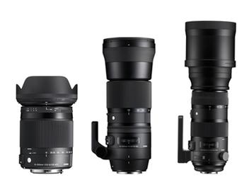 Sigma新鏡齊發:150-600mm F5-6.3 望遠變焦鏡頭 、18-300mm F3.5-6.3 高倍變焦旅遊鏡