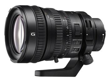 全幅E接環電影鏡頭, Sony FE PZ 28-135mm F4 G OSS