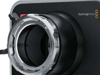 Blackmagic Production Camera 4K、Cinema Camera 正式推出 PL 接環版