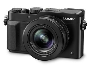 可以 4K 錄影的隨身DC:Panasonic LX100 正式發表,搭載4/3吋感光元件