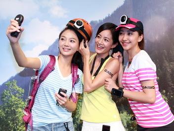 Casio EX-FR10 百變奇機上市,NT$16,490就能帶回家