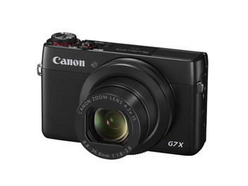 Canon PowerShot G7 X 專業級類單眼,完美結合卓越畫質與輕便操控性