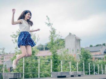 粉絲特輯:跳躍少女系列  離開地球表面
