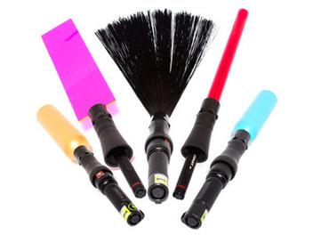 光繪 攝影 畫筆組 Light Painting Brushes ,用 光繪 出更豐富的 長曝 攝影 效果