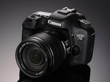 APS-C 旗艦機皇: Canon EOS 7D Mark II 動感實測